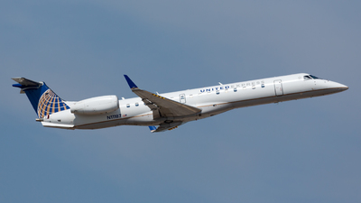 N11187 - Embraer ERJ-145XR - United Express (ExpressJet Airlines)
