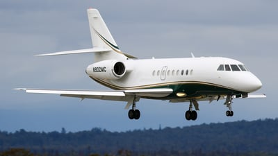 N902MC - Dassault Falcon 2000 - Deer Horn Aviation