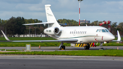 A picture of PROBE - Dassault Falcon 2000LX - [179] - © Dutch