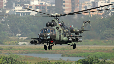 469 - Mil Mi-171Sh Baikal - Bangladesh - Air Force
