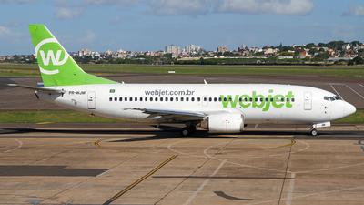 PR-WJM - Boeing 737-36Q - WebJet Linhas Aéreas