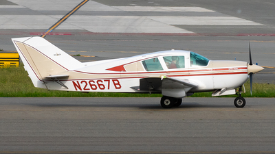 N2667B - Bellanca 17-30A Super Viking - Private