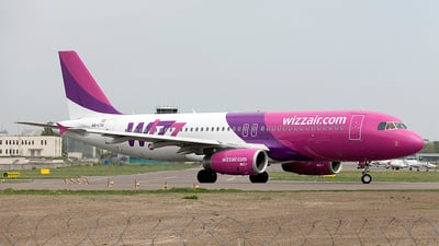 HA-LYU - Airbus A320-232 - Wizz Air