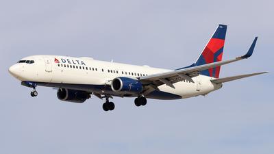 A picture of N3752 - Boeing 737832 - Delta Air Lines - © Felipe García