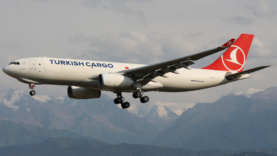 A picture of TCJCI - Airbus A330243F - Turkish Airlines - © Amir Amangaliyev - Kazakhstan Spotting Club