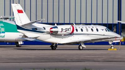 B-10XT - Cessna 560XL Citation XLS+ - Civil Aviation Administration of China (CAAC)