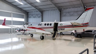 N510NH - Beechcraft C90GTi King Air - Private