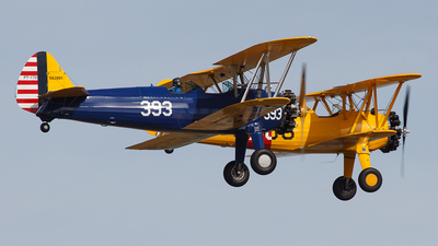 N63991 - Boeing A75N1 Stearman - Private