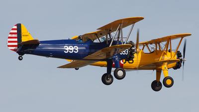 A picture of N63991 - BoeingStearman Model 75 - [754893] - © Bruce Leibowitz