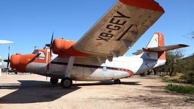 XB-GEY - Northrop YC-125A Raider - Private