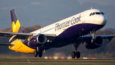 G-TCVA - Airbus A321-231 - Thomas Cook Airlines