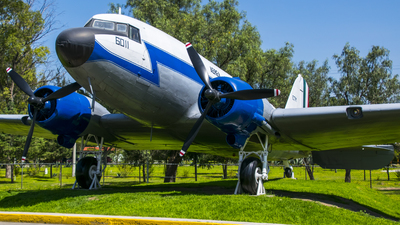 ETM-6011 - Douglas C-47A Skytrain - Mexico - Air Force