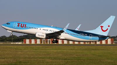 A picture of GFDZJ - Boeing 7378K5 - [34690] - © Bradley Bygrave