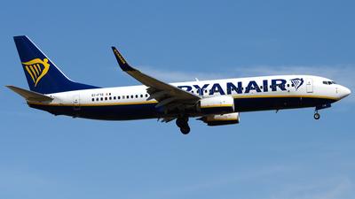 EI-FTE - Boeing 737-8AS - Ryanair