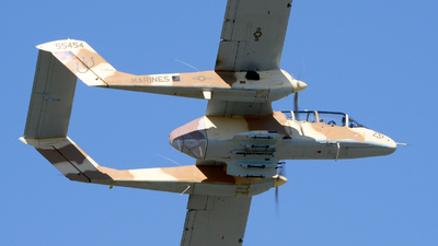 F-AZKM - North American OV-10B Bronco - Private