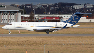 9H-IRC - Bombardier BD-700-1A10 Global 6000 - Private