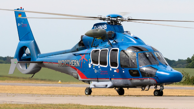 D-HNHB - Eurocopter EC 155 B1 - Northern Helicopter