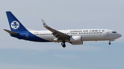 A picture of B1268 - Boeing 73785C - Jiangxi Air - © LANG
