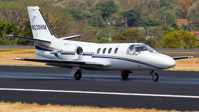 N220HM - Cessna 501 Citation SP - Private