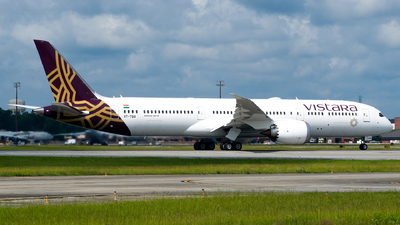 VT-TSO - Boeing 787-9 Dreamliner - Vistara