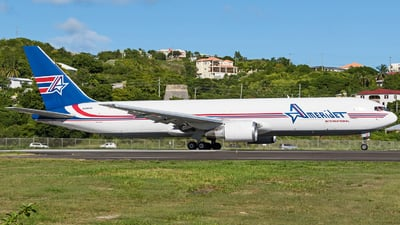 N316CM - Boeing 767-338(ER)(BDSF) - Amerijet International