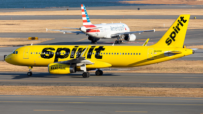 A picture of N649NK - Airbus A320232 - Spirit Airlines - © OCFLT_OMGcat