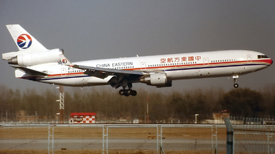 B-2175 - McDonnell Douglas MD-11 - China Eastern Airlines