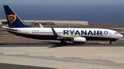 EI-ENI - Boeing 737-8AS - Ryanair