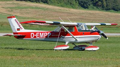 D-EMPP - Reims-Cessna FRA150L Aerobat - Private