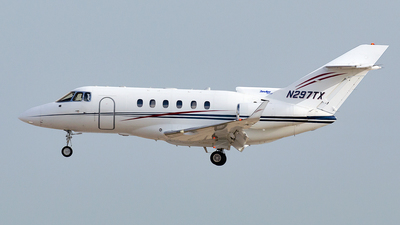 A picture of N297TX - Hawker 900XP - [HA0011] - © Nito