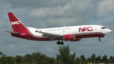 N360WA - Boeing 737-301(SF) - Northern Air Cargo (NAC)