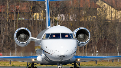 OE-IGA - Bombardier CL-600-2B16 Challenger 650 - International Jet Management