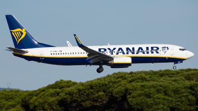 EI-DWC - Boeing 737-8AS - Ryanair