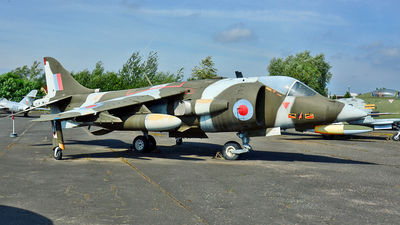 XV278 - Hawker Siddeley Harrier GR.1 - United Kingdom - Royal Air Force (RAF)
