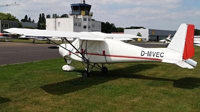 D-MVEC - Ikarus C-42 - Private