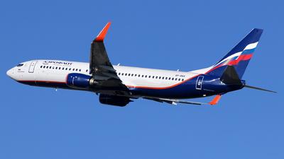 A picture of VPBKK - Boeing 7378LJ - Aeroflot - © Lorenz Kafenda