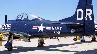 N28DS - North American T-28R-1 Nomair I - Private