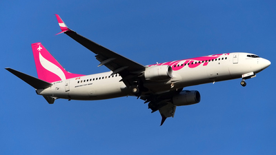 C-FPLS - Boeing 737-8CT - Swoop