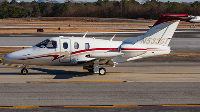 N533GT - Eclipse 500 - Private