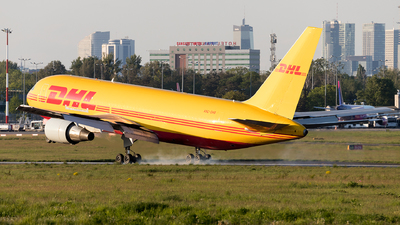 A9C-DHR - Boeing 767-281(BDSF) - DHL International Aviation