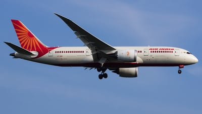 VT-ANR - Boeing 787-8 Dreamliner - Air India