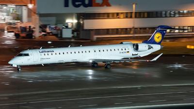 A picture of DACKH - Mitsubishi CRJ900LR - Lufthansa - © Oliver Lotz
