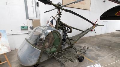 133 - Hiller UH-12A - France - Army