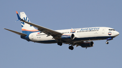 TC-SOV - Boeing 737-8HC - SunExpress