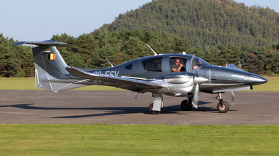 OO-FSV - Diamond Aircraft DA-62 - Private