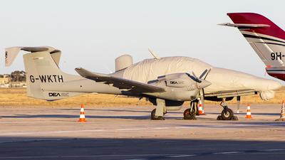 G-WKTH - Diamond Aircraft DA-62 MPP - Diamond Executive Aviation