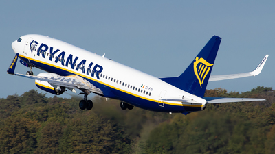 EI-FRI - Boeing 737-8AS - Ryanair