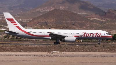 LY-SKR - Boeing 757-23N - Aurela