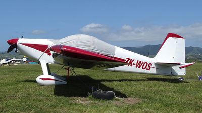 ZK-WOS - Vans RV-7 - Private