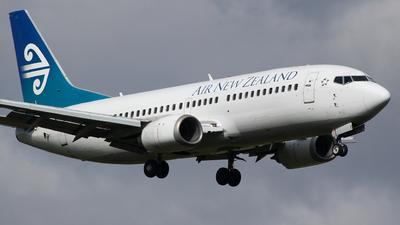 ZK-NGI - Boeing 737-319 - Air New Zealand